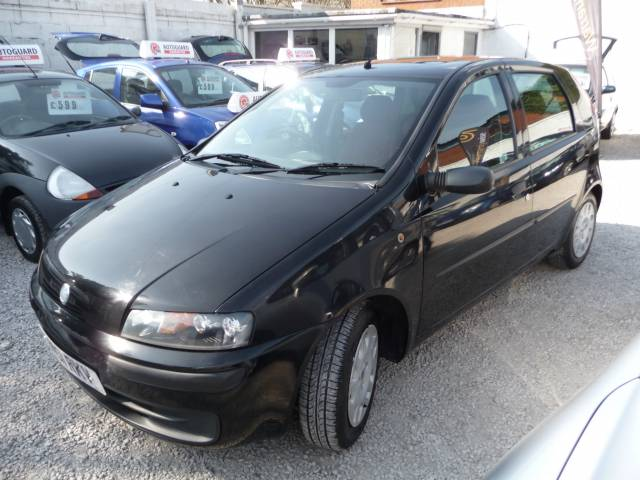 FIAT PUNTO 1 2 16v ELX Speedgear 5dr Auto For Sale in