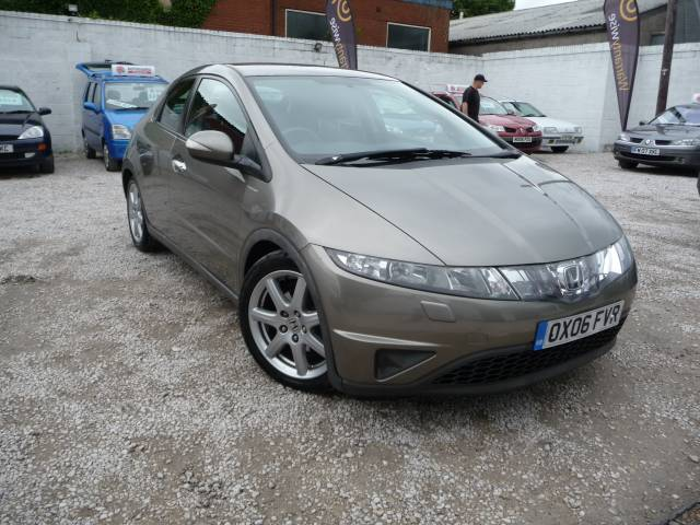 honda civic 2 2 i ctdi sport 5dr for sale in chorley mdc autos. Black Bedroom Furniture Sets. Home Design Ideas