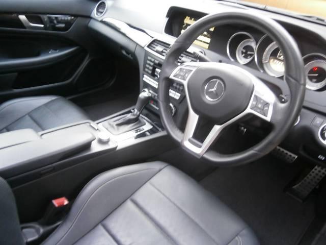 MERCEDES-BENZ C CLASS C250 BlueEFFICIENCY AMG Sport 2dr Auto