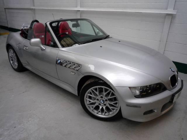 BMW Z3 2.2 Sport 2dr