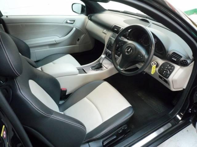 MERCEDES-BENZ CLC CLC 200K Sport Panorama 3dr Auto [17in]
