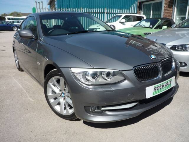 BMW 3 SERIES 330i SE 2dr