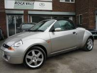 FORD STREETKA 1.6i Luxury 2dr