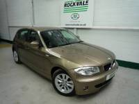 BMW 1 SERIES 120i SE 5dr