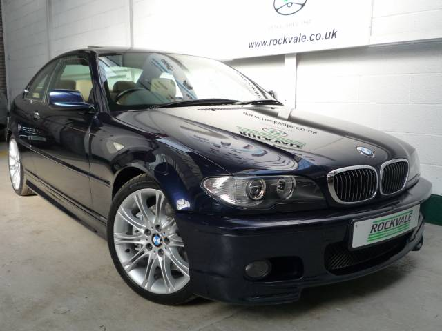 BMW 3 SERIES 330 Ci Sport 2dr