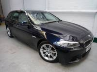 BMW 5 SERIES 525d M Sport 5dr Step Auto