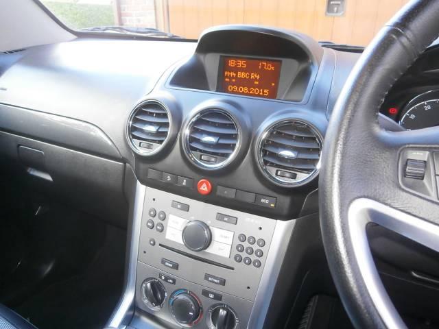 VAUXHALL ANTARA 2.2 CDTi Exclusiv 5dr [2WD] [Start Stop]