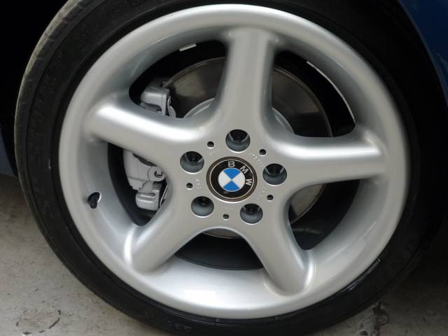 BMW Z3 3.0 2dr