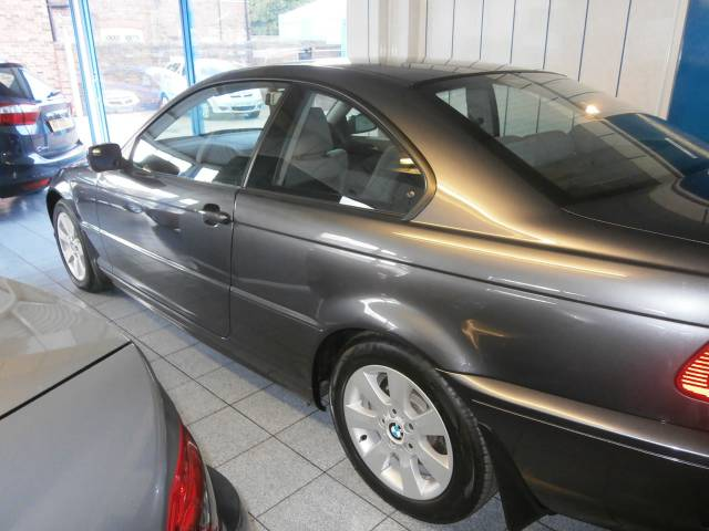 BMW 3 SERIES 318 Ci SE 2dr