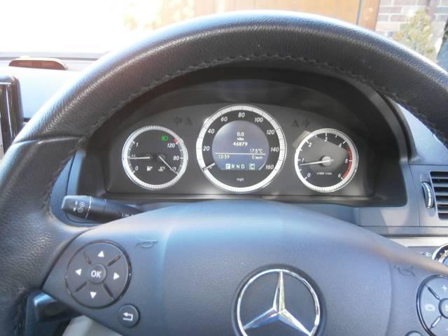 MERCEDES-BENZ C CLASS C220 CDI Elegance 4dr Auto