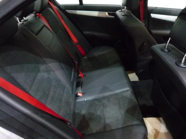 MERCEDES-BENZ C CLASS C250 BlueEFFICIENCY AMG Sport Plus 4dr Auto