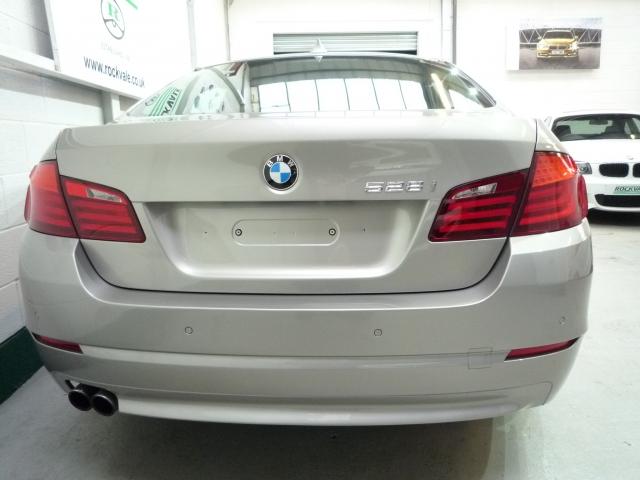 BMW 5 SERIES 528i SE 4dr Step Auto