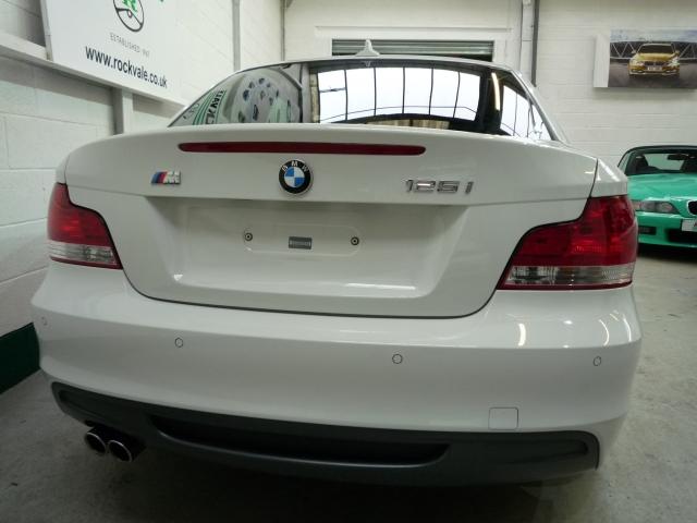 BMW 1 SERIES 125i M Sport 2dr