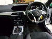 MERCEDES-BENZ C CLASS C250 BlueEFFICIENCY AMG Sport Plus 4dr Auto