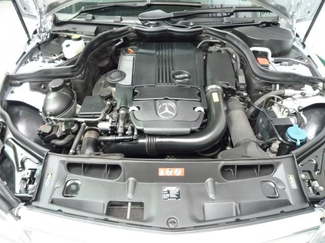 MERCEDES-BENZ C CLASS C180 BlueEFFICIENCY Sport 4dr Auto