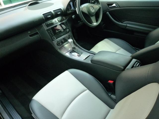 MERCEDES-BENZ CLC CLC 180K Sport 3dr Auto