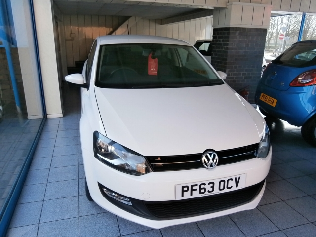 VOLKSWAGEN POLO 1.2 60 Match Edition 3dr
