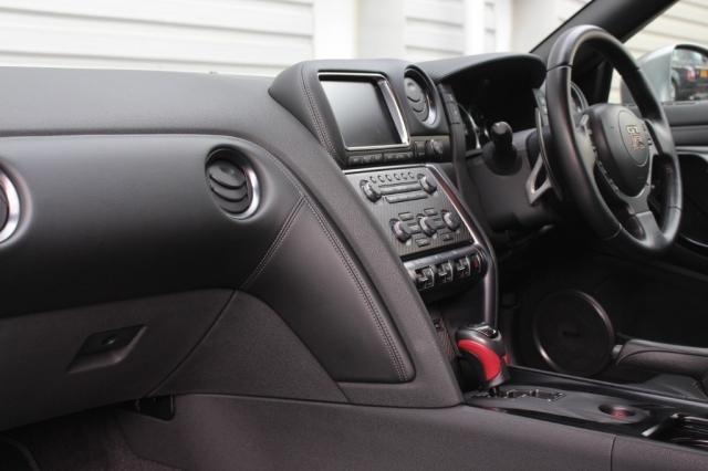 2012 (62) NISSAN GT-R 3.8 [550] Premium 2dr Auto | <em>18,000 miles