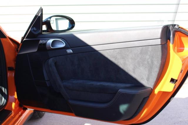 2007 (07) PORSCHE 911 GT3 RS 2dr | <em>15,400 miles
