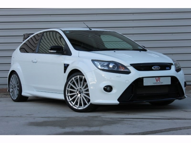 2010 (60) FORD FOCUS 2.5 RS 3dr | <em>27,469 miles