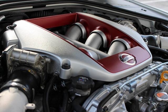 2015 (15) NISSAN GT-R 3.8 [550] Premium 2dr Auto | <em>6,200 miles