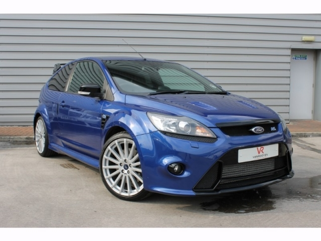 2010 (59) FORD FOCUS 2.5 RS 3dr | <em>22,600 miles