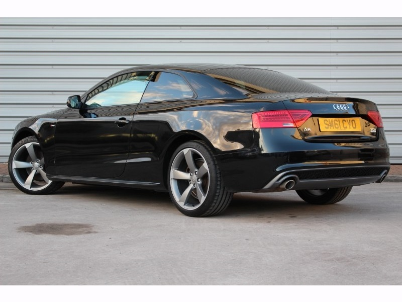VR Warrington, AUDI A5 3.0 TDI 245 Quattro Black Edition ...