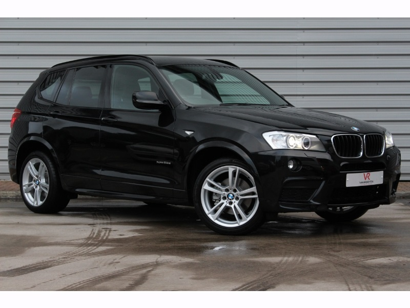 Vr Warrington Bmw X3 Xdrive20d M Sport 5dr Step Auto For Sale In