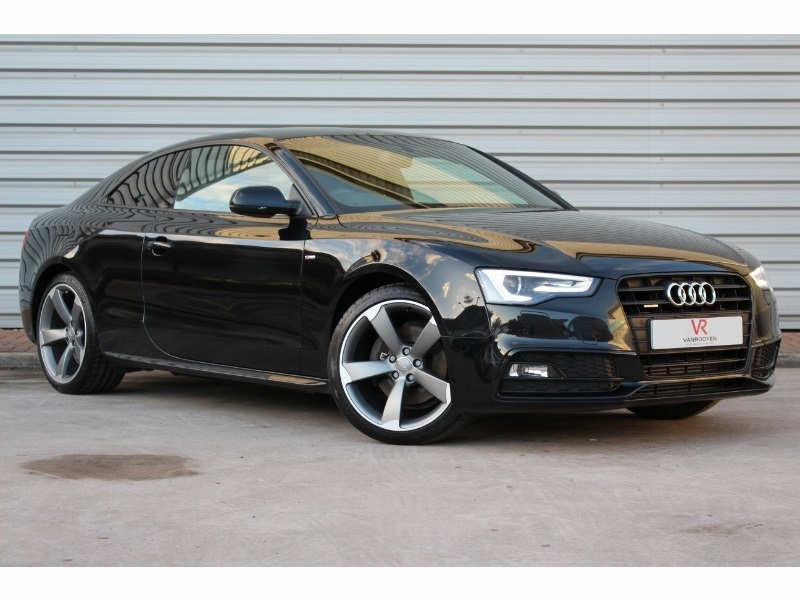 Vr warrington audi a5 3 0 tdi 245 quattro black edition 2dr s tronic for sale in warrington - Audi a5 coupe s line black edition for sale ...