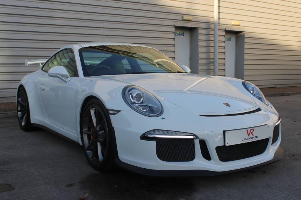 VR Warrington, PORSCHE 911 GT3 2dr PDK For Sale in Warrington ...