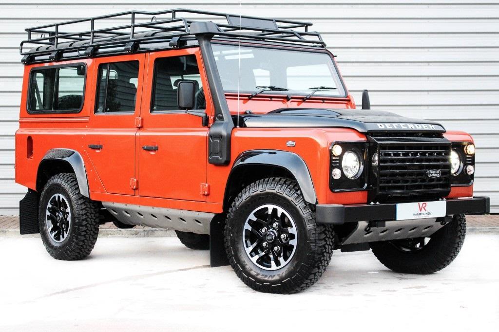 Vr Warrington Land Rover Defender Adventure Station Wagon