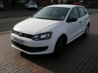 VOLKSWAGEN POLO 1.2 60 S 5dr [AC]