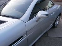 MERCEDES-BENZ SLK SLK 200 BlueEFF AMG Sport Ed 125 2dr Tip Auto