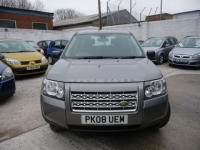 LAND ROVER FREELANDER 2.2 Td4 S 5dr Auto