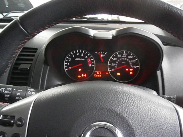 NISSAN NOTE 1.6 N-Tec 5dr Auto