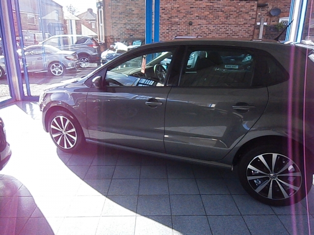 VOLKSWAGEN POLO 1.2 60 Match 5dr