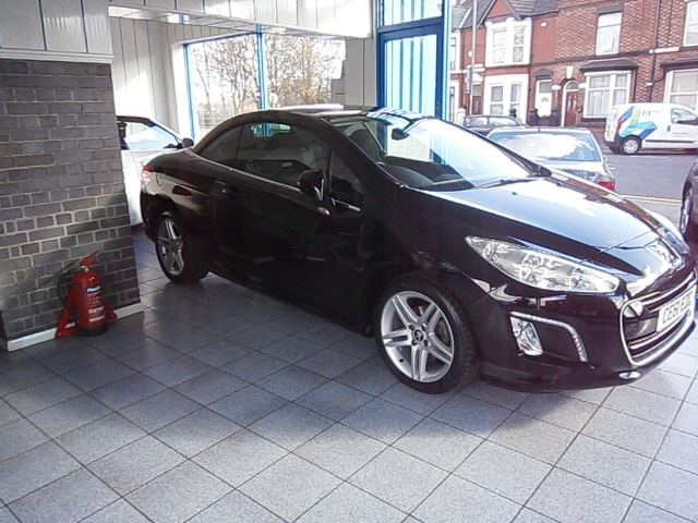 PEUGEOT 308 1.6 e-HDi 112 Active 2dr