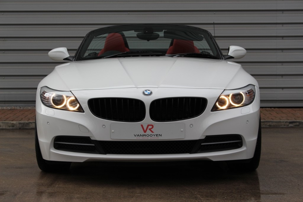 Vr Warrington Bmw Z4 23i Sdrive Highline Edition 2dr For