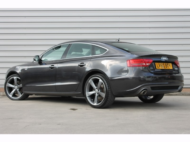 Vr Warrington Audi A5 27 Tdi S Line 5dr Multitronic For Sale In