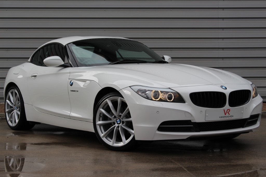 Vr Warrington Bmw Z4 23i Sdrive Highline Edition 2dr For Sale In Warrington Vanrooyen