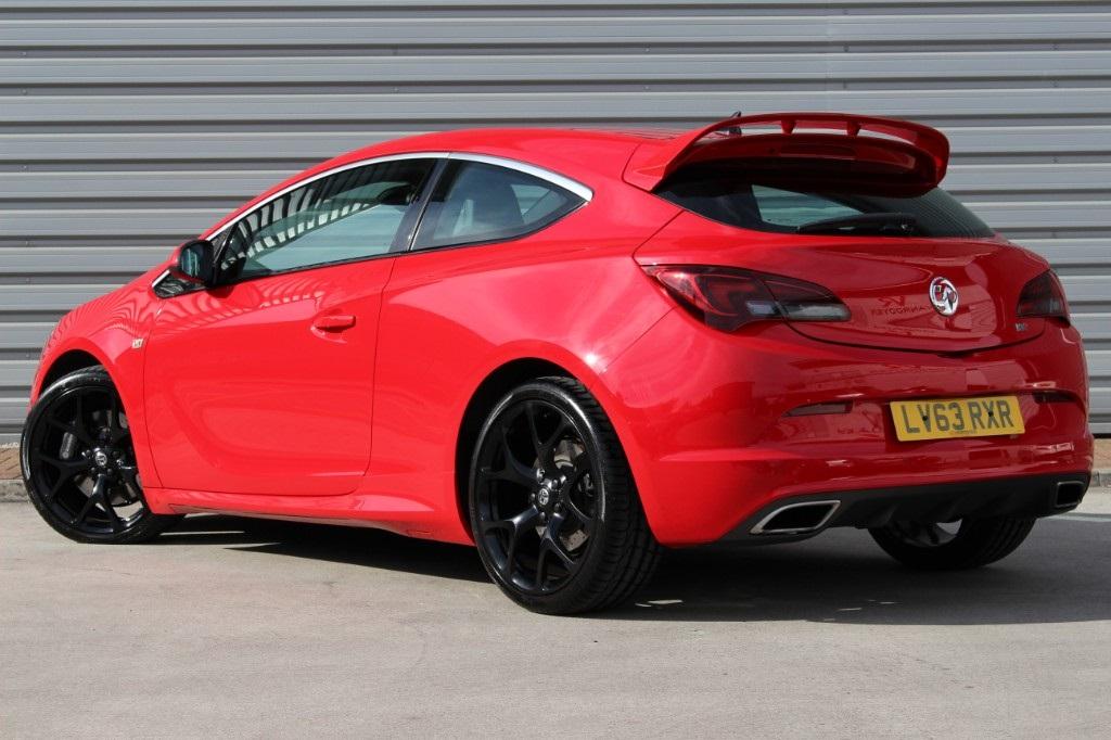 Vr Warrington Vauxhall Astra Gtc 2 0t 16v Vxr 3dr For