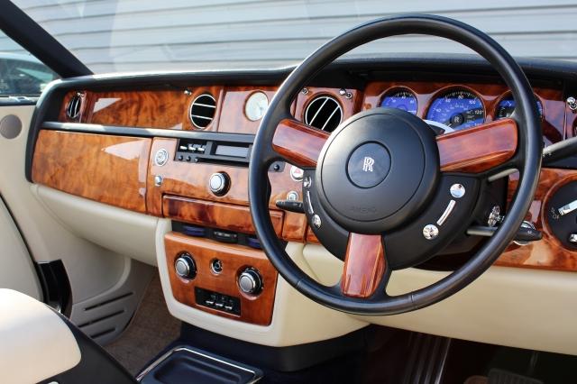 2007 (57) ROLLS-ROYCE PHANTOM 2dr Auto | <em>43,000 miles