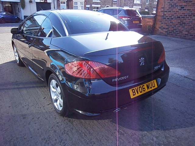 PEUGEOT 307 2.0 HDi S 2dr