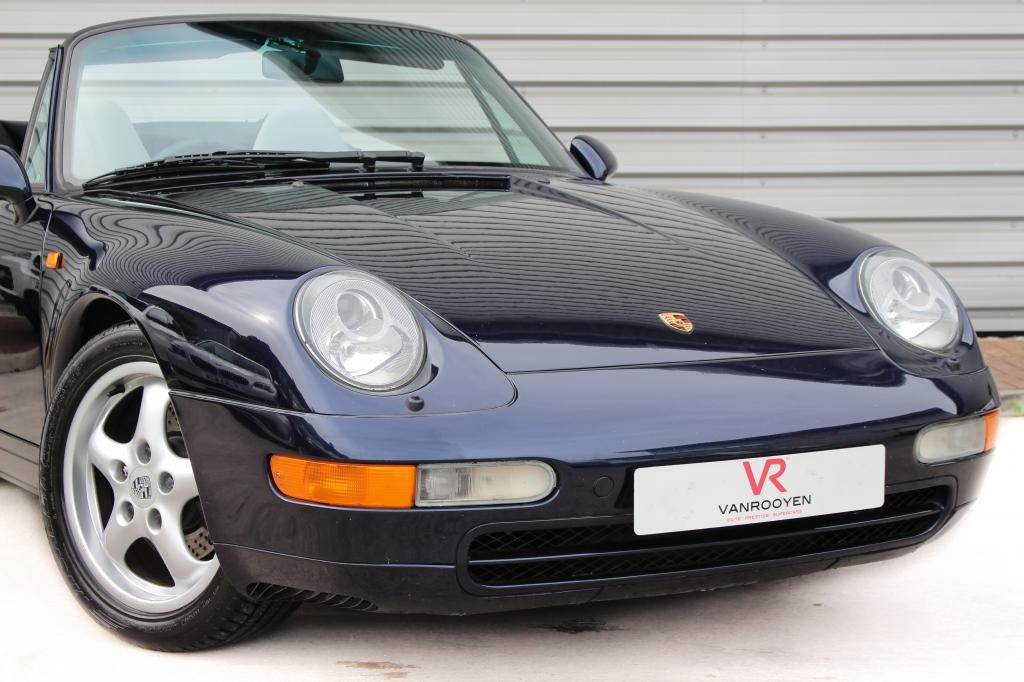 VR Warrington, PORSCHE 911 2dr For Sale in Warrington - Vanrooyen