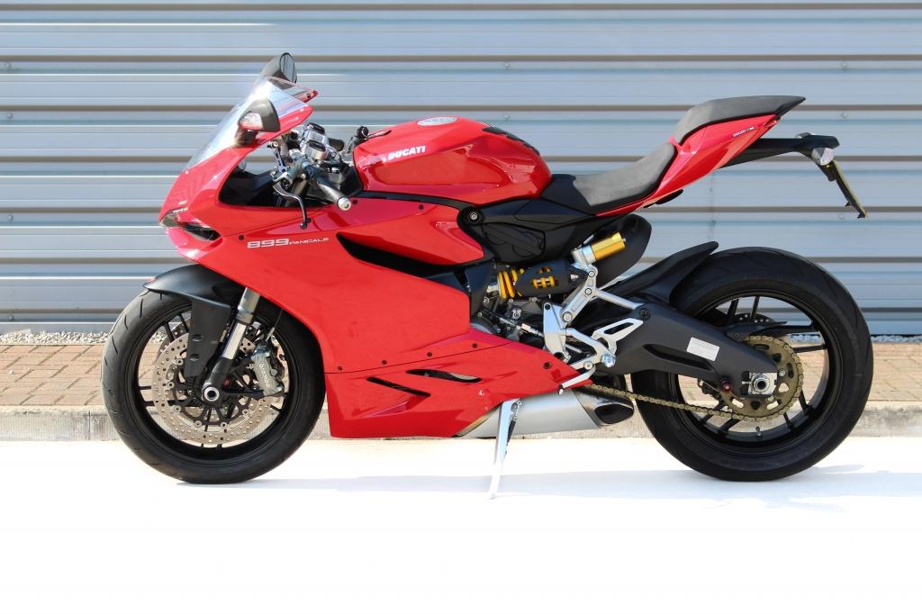 Vr Warrington Ducati 899 Panigale For Sale In Warrington