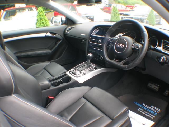 AUDI RS5 4.2 FSI Quattro 2dr S Tronic