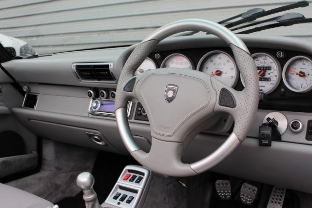 1995 (M) PORSCHE 911 993 Carrera 4 Cabriolet | <em>79,689 miles