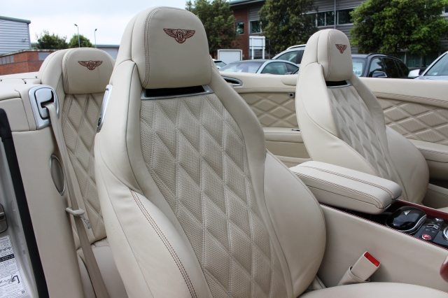 2014 (64) BENTLEY CONTINENTAL GTC 6.0 W12 Speed 2dr Auto | <em>15,000 miles