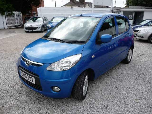 hyundai i10 1 1 edition 5dr for sale in chorley mdc autos. Black Bedroom Furniture Sets. Home Design Ideas