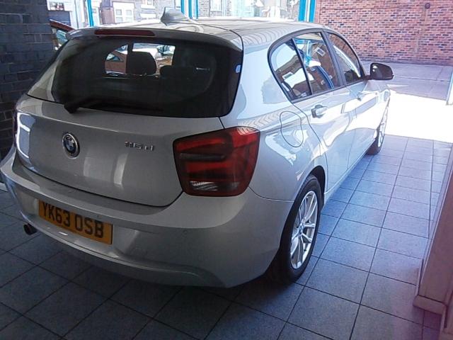 BMW 1 SERIES 116d EfficientDynamics 5dr